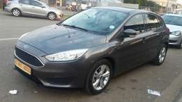 2015 Ford focus 5-door Ecoboost 1.0t ambiente,11000 kilo For R175,000