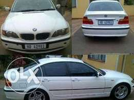 e46 bmw 318 I automatic 4 sale
