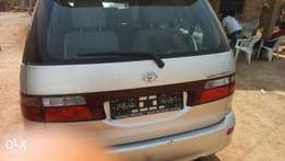 Tokunbo Toyota previa for sell
