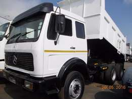 Mercedes V-Series 10 CubeTipper for sale