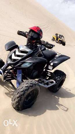 Yamaha raptor very clean