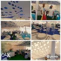 Affordable Decor, Catering n Equipment for hire R10 000 Negotiable