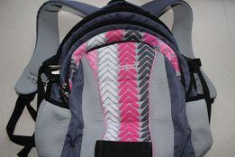 e5dab23231b2b Dziewczęcy młodzieżowy plecak szkolny Roomster 4 komory piękny jaknowy