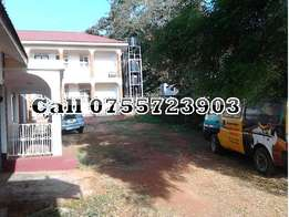 2 bedroom house in Kisaasi near by pass at 500k
