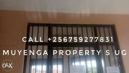its a shope for rent 1 room in kasanga for more call us