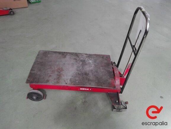 Mega 650 KGS hand pallet truck for sale by auction