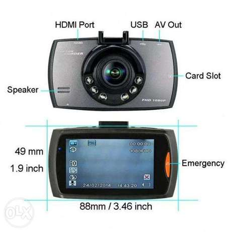 HD 1080P Portable Car Camcorder DVR New And With All Accesorries Nairobi CBD - image 7