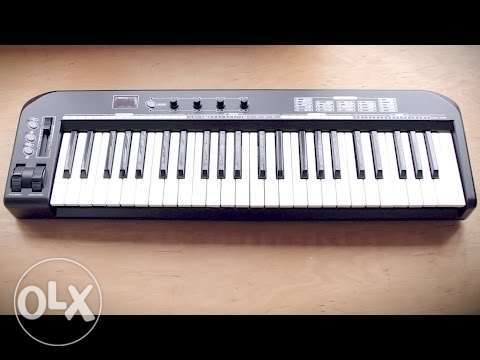 KS49A Professional master MIDI keyboard with built-in USB