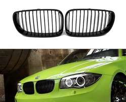 bmw e88/e82 gloss black grill
