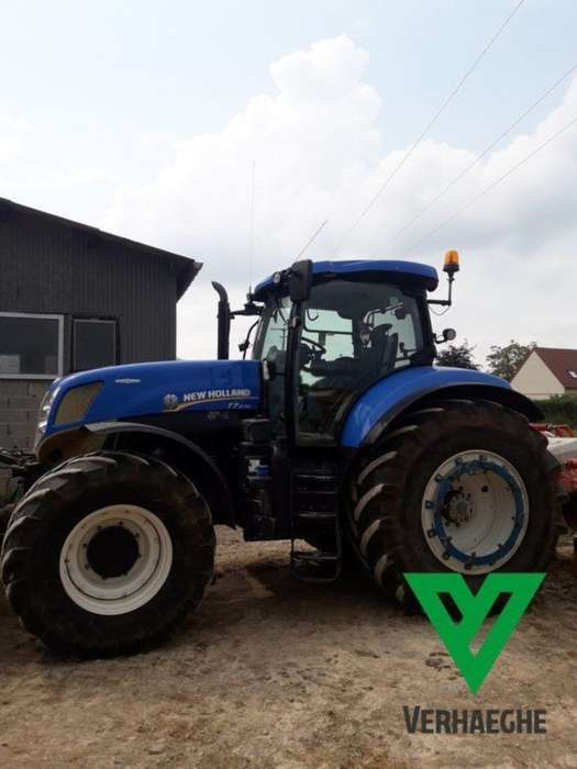 New Holland T7 270 - 2014 - image 3