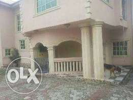 5 bedroom duplex with cofo for sale at Okota, Lagos.