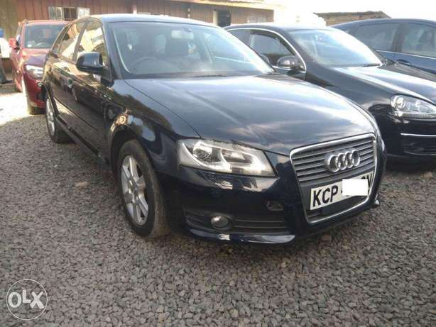2011 Black Audi A3, 1.4T South B - image 1