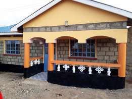 Two bedroom house in Machakos