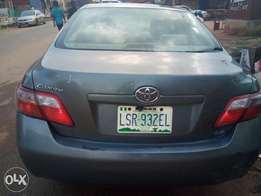 Clean TOYOTA CAMRY LE 2007 for quick sale