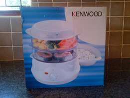 Kenwood Double Steamer