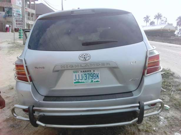Toyota Highlander Warri South - image 5