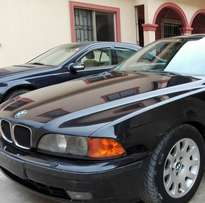 BMW 528i 2002 only used for 8months in Uvwie Delta state
