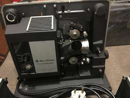 Vintage Bell & Howell Filmosound Projector
