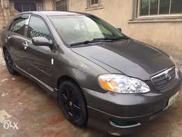 A Sparkling Toyota Corolla for Sale