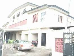 Neat 36 rooms hotel on 2plot ijegun road.wit event centre.130m C of O