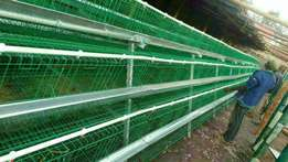 Layers cage for 512 chickens on offer