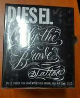 Diesel: only the brave 125ml
