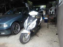 Gomoto 125cc for sale