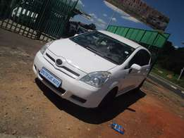 2007 toyota corolla verso 1.6 for sale