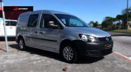 2015 VW Caddy 2.0TDI CW