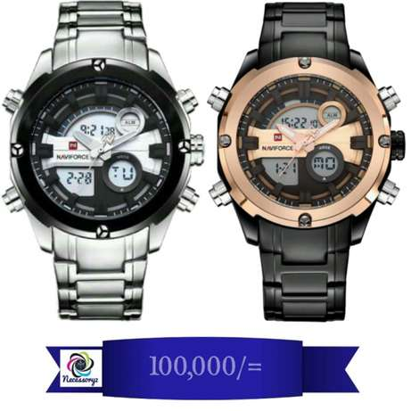 Naviforce watches with 1 year warranty Kampala - image 2