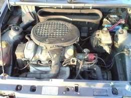 ford bantam cvh engine+gearbox for sale