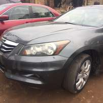 9ja used 2010 model Honda Accord full option