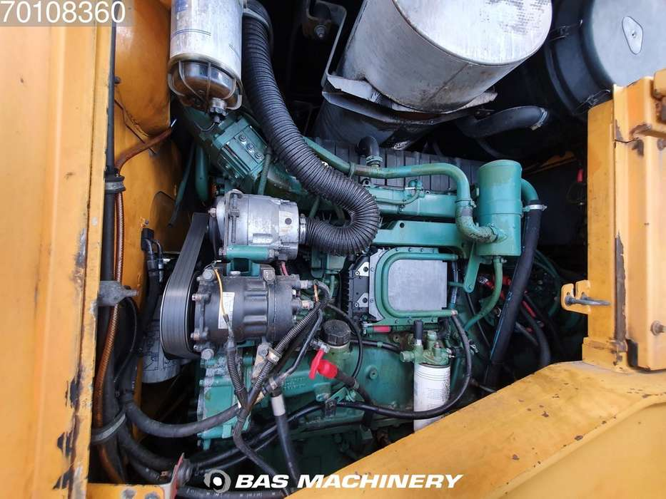 Volvo L220E Quick coupler - CDC - from first owner - 2004 - image 14