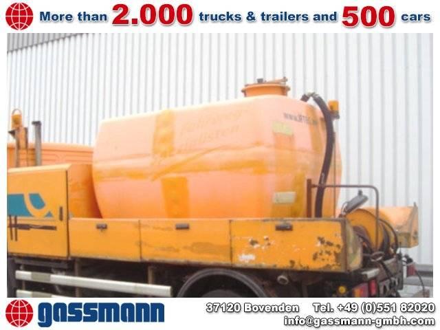 DA22, 5.000 ltr. Tank mit Pumpe - 1992