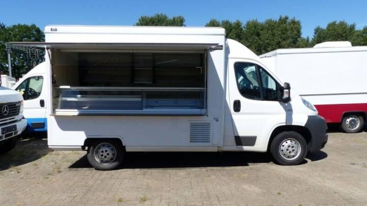 Fiat Verkaufsfahrzeug Borco-Höhns - 2013