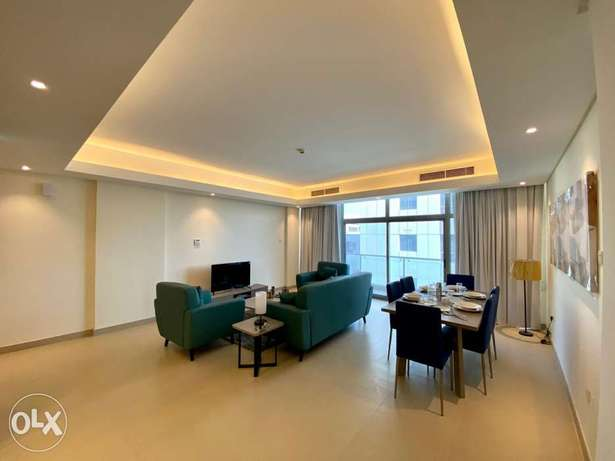 Brand new luxury 2bhk apartment furnished for rent/pools/gym/wifi