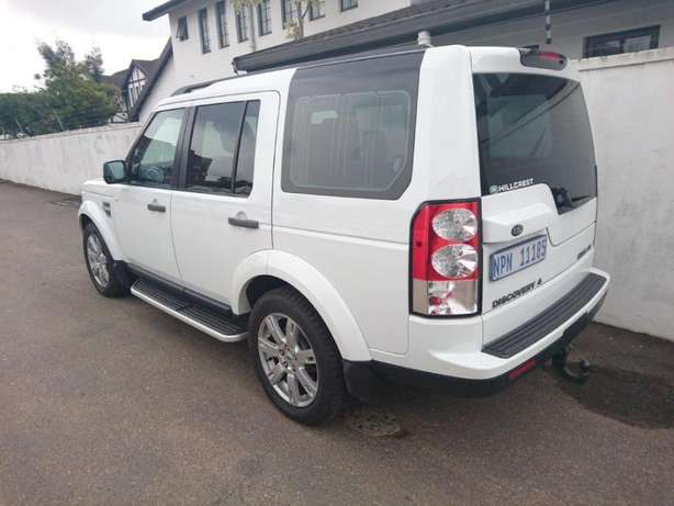 2011 Land Rover Discovery 4 Sdv6 R399 995 Durban - image 3