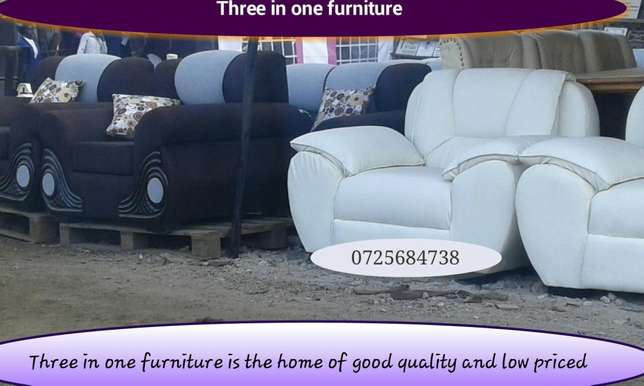 Three in one furniture is the home of good quality and low priced call Makadara - image 3