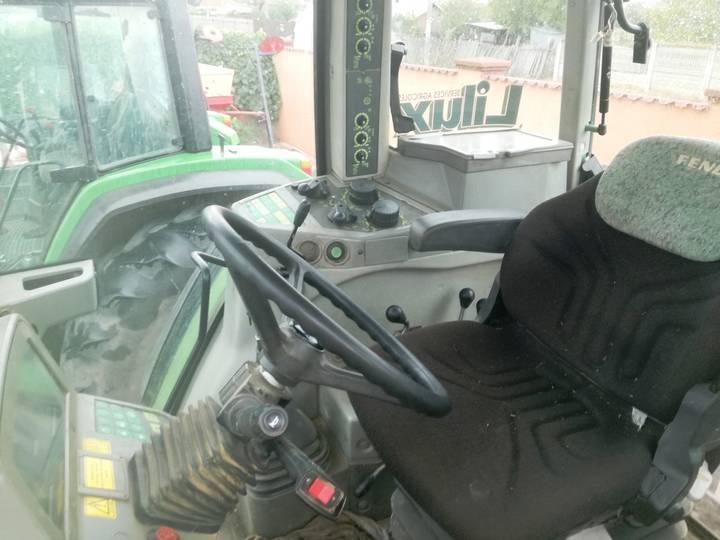 Tractor Fendt Favorit 824 Turboshift - image 8