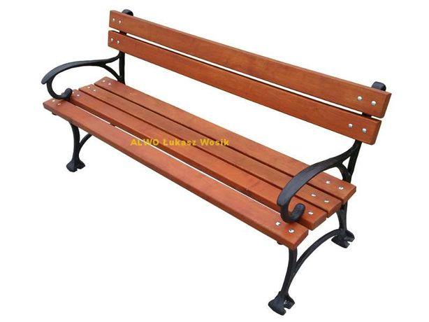Inne rodzaje Ławka parkowa ławka ogrodowa producent ławki meble ogrodowe żeliwe JJ39