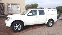 PRIVATE SALE !!! - Nissan Navara 2.5TD Double Cab 4X4