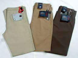 Trousers from USA, Men, Official.