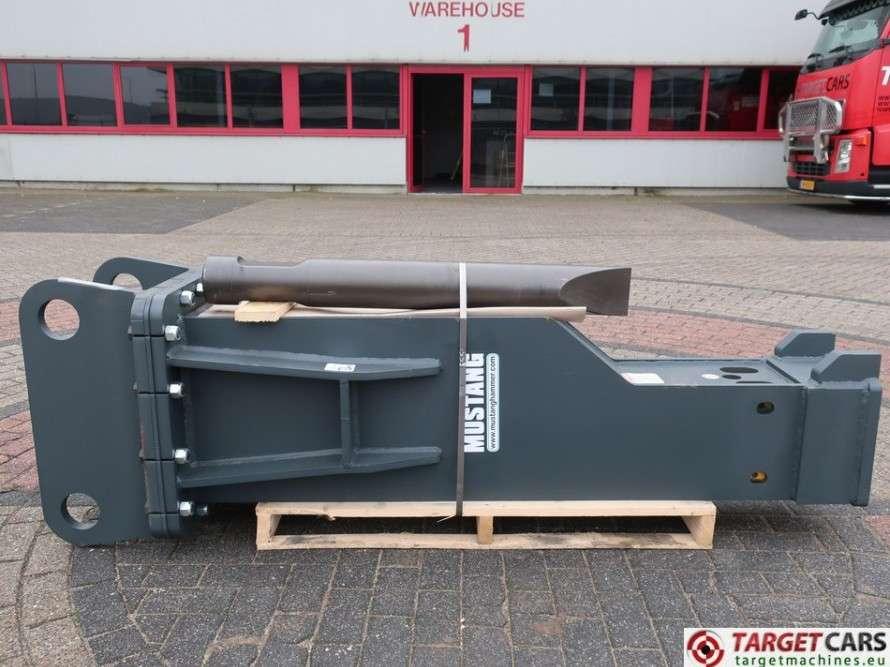 Mustang HM1900 Hydraulic Excavator Breaker Hammer 24~32T