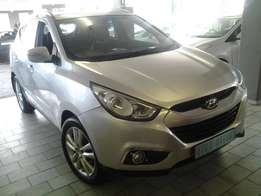 2013 Hyundai Ix35 2.0 auto for sale R210 000