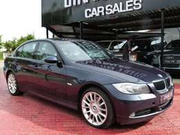 2007 BMW 320d A/T Individual pack R134 900