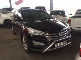 Go Further in this 2013 Hyundai Santa Fe 2.2 Diesel AWD Elite Auto