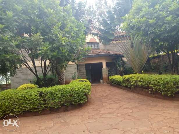 3bedroomed town house on a 3/4 land for sale Ngong - image 1