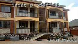 Nice dwelling apartments in Bweyogerere Bbutto at 600k