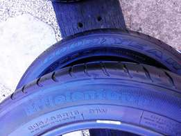 "x2 Goodyear 205/55/16"" Tyres"