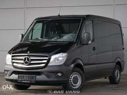 Mercedes Sprinter 313 CDI - To be Imported